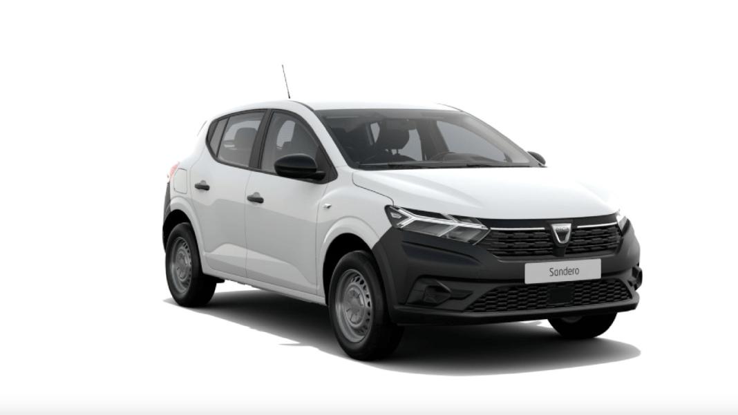 Nouvelle Dacia Sandero 2021 Access