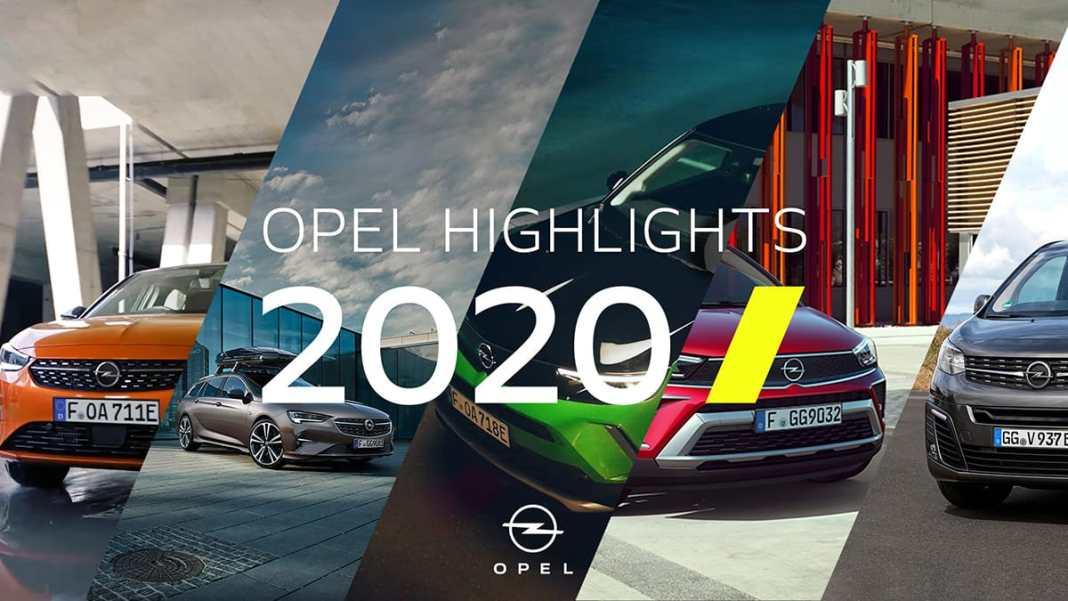 Opel 2020