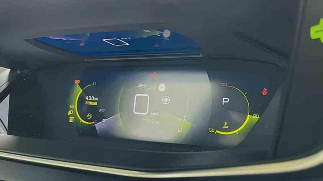 Peugeot 2008 - i-Cockpit 3D