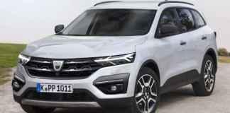 Dacia Grand Duster - crédit photo autobild