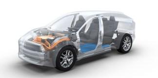 Toyota nouveau SUV 100% électrique