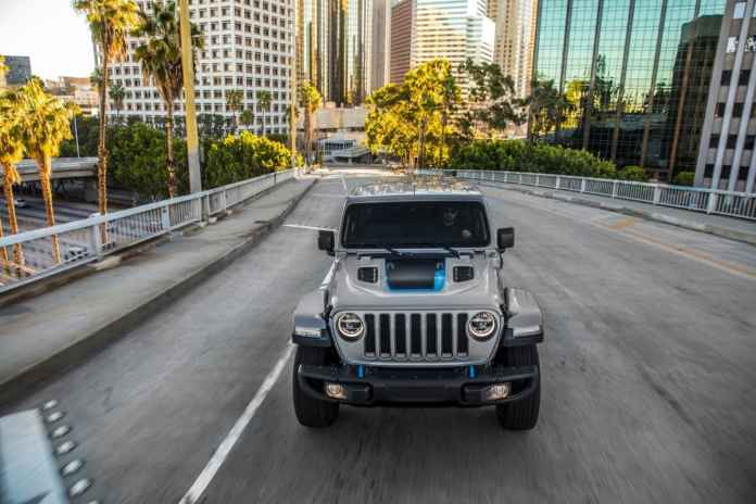 Jeep Wrangler 4xe « First Edition »