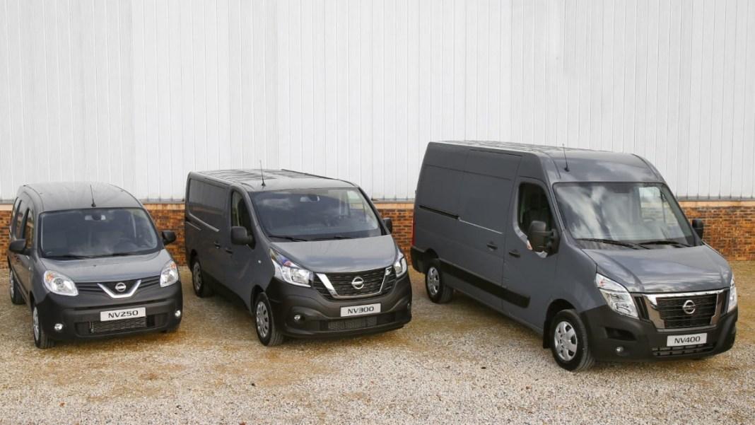 Nissan NV250, NV300 et NV400