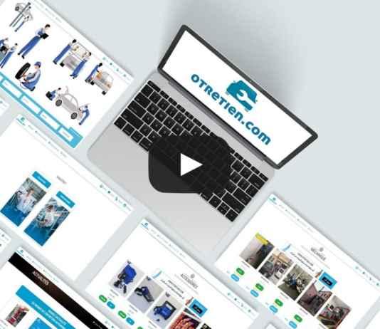 Otretien - Web Auto