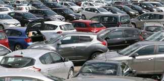 الحظيرة الوطنية للسيارات