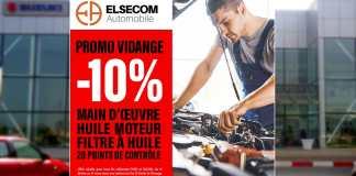 Elsecom Automobile - Ford Algérie - Suzuki Algérie