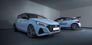 Hyundai motorsport i20n