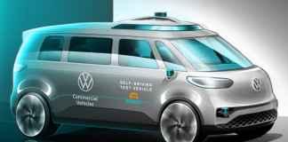 Volkswagen ID.Buzz 100% électrique