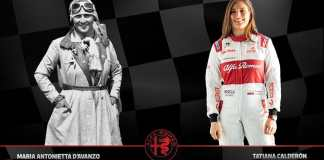 Alfa Romeo rend hommage à ses pilotes féminines