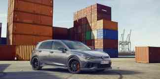 Nouvelle Golf GTI Clubsport 45