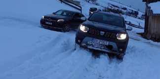 Dacia Duster 4x4 VS Mercedes GLC 4Matic