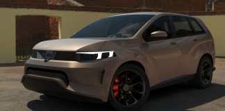 Dacia Duster électrique