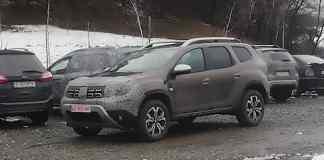 Dacia Grand Duster 2021