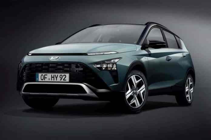 Nouveau Hyundai Bayon