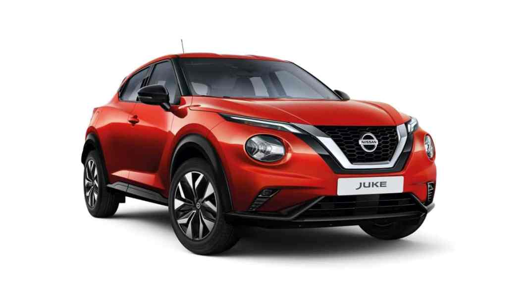 Nouveau Nissan JUKE MY21