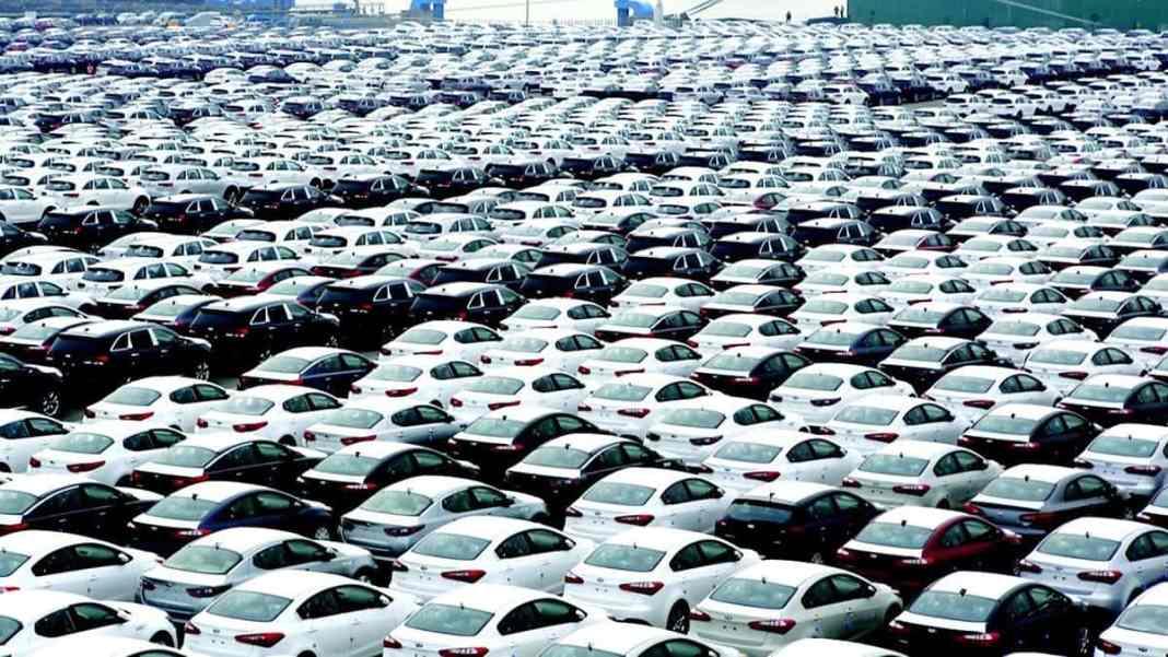 importation des véhicules neufs Algérie