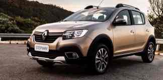 Renault Stepway 2021