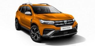 Nouveau Dacia Duster 2023