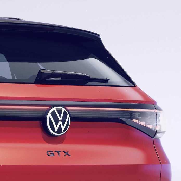 Volkswagen ID4 GTX