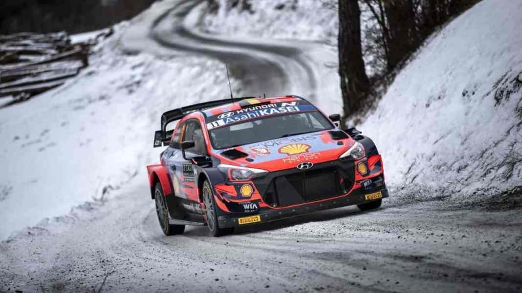 Hyundai - WRC 2022