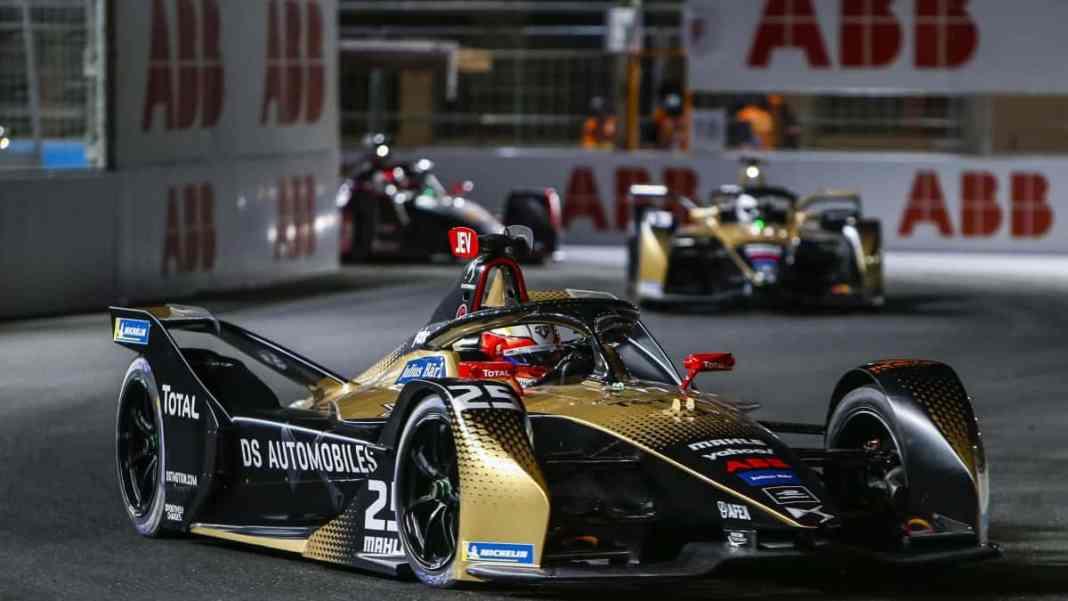 DS Automobiles - E-Prix de Rome