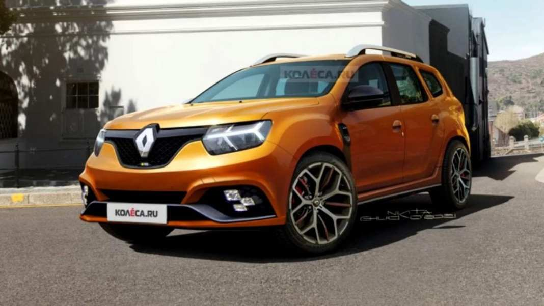 Dacia Duster - crédit image Kolesa