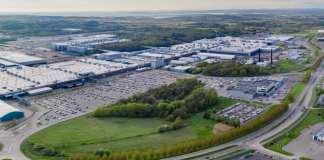 Volvo Cars - usine Torslanda