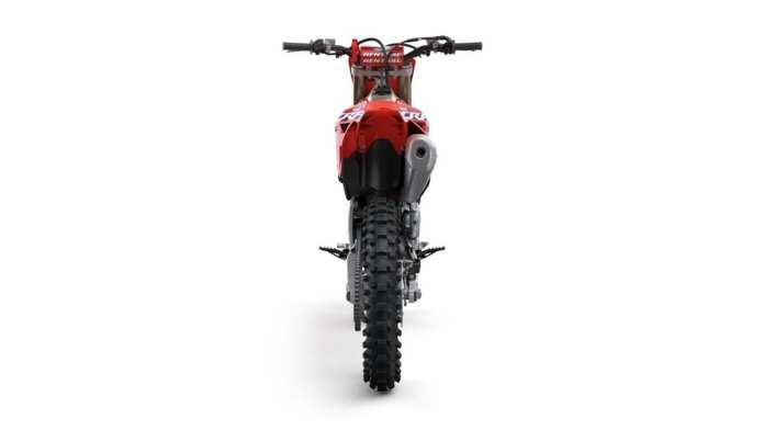 nouvelle Honda CRF450R