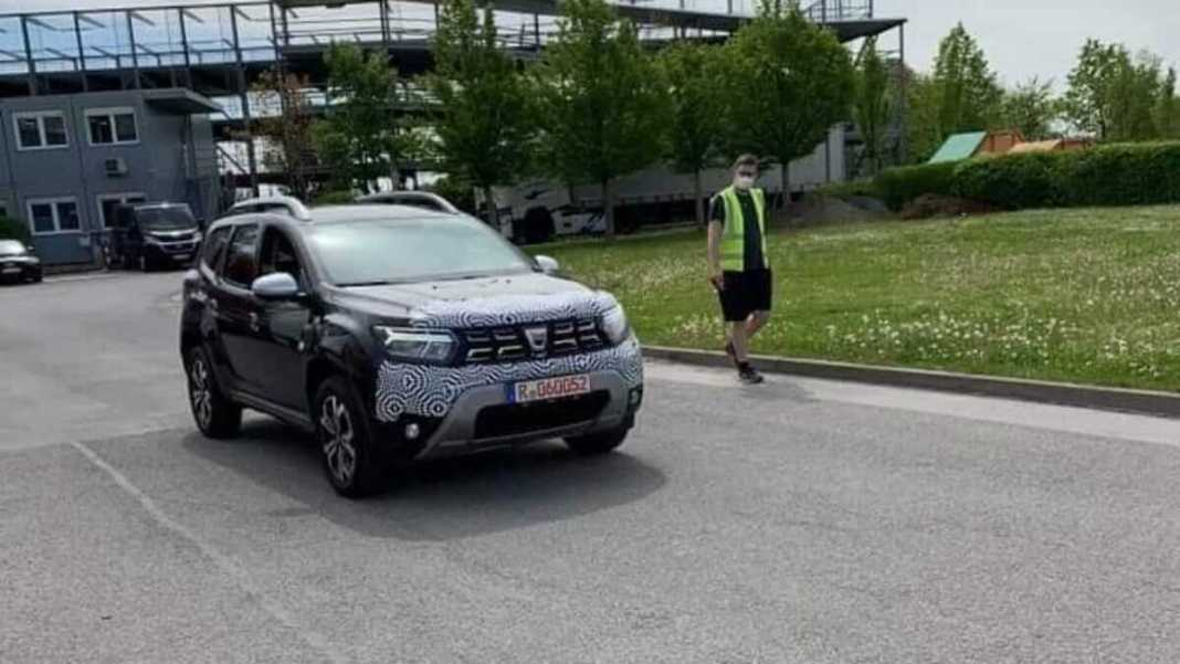 Dacia Duster restylé 2022