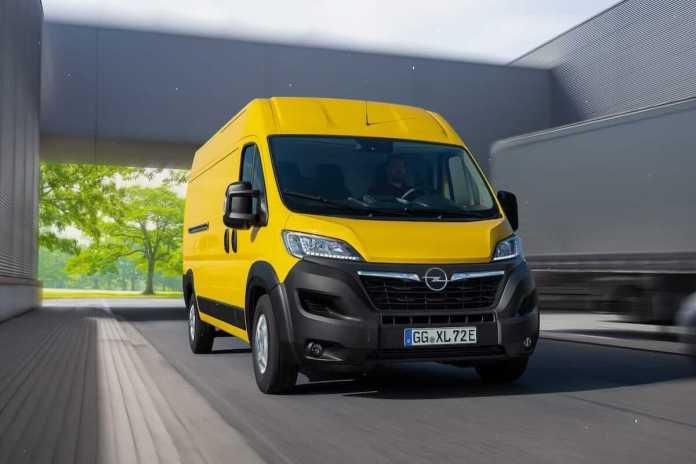 Opel Movano 2021