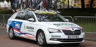 Skoda - partenaire de la FFC