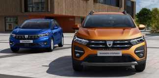 Dacia Sandero et Sandero Stepway