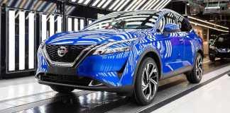 Nissan Qashqai 2021 Production