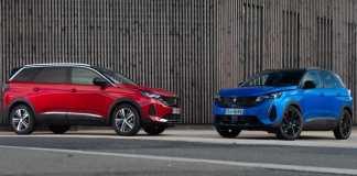 Peugeot 3008 et 5008