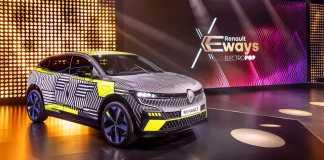 2021 - Confrence de presse Renault eWays