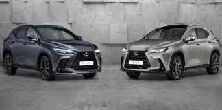 nouveau Lexus NX