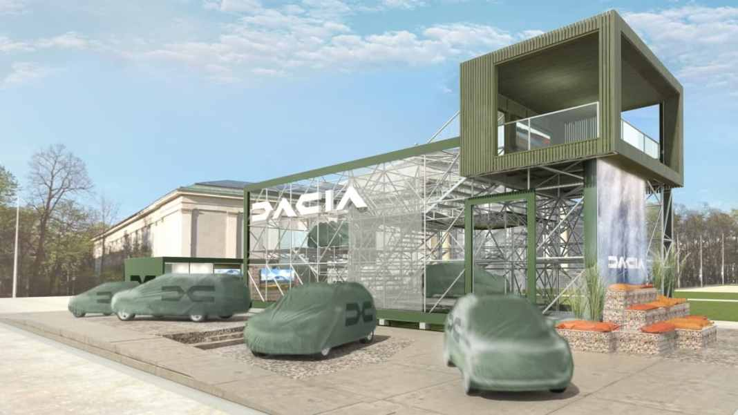 Dacia - Salon International de lAutomobile de Munich 2021