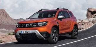 nouveau Dacia Duster 2021 restylé facelift