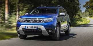 Essais presse Nouveau Dacia Duster