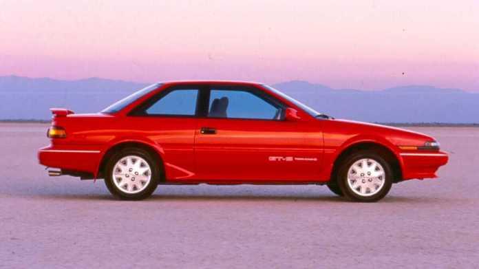 1990 Corolla GTS
