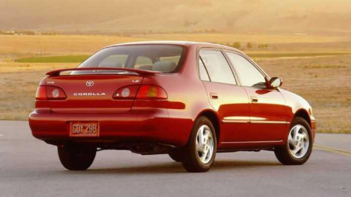 2001 Corolla LE