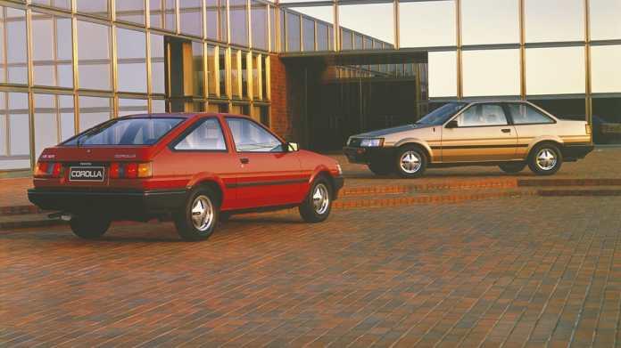 Corolla 1985 AE86