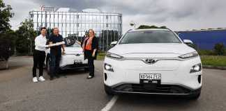 Hyundai KONA Electric Swiss