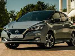 Nissan Leaf 2021 Canto