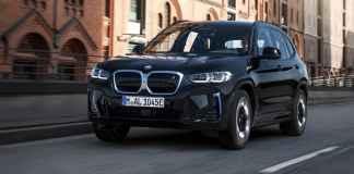 Nouvelle BMW iX3