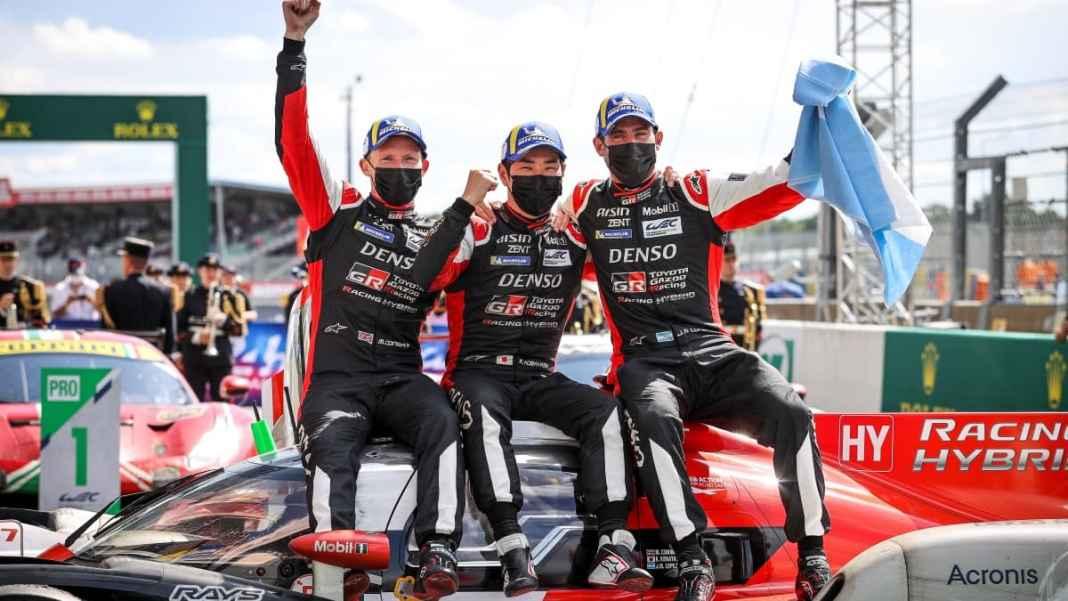 TOYOTA GAZOO Racing - Le Mans 2021