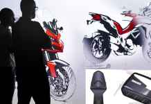 Ducati Performance Accessories