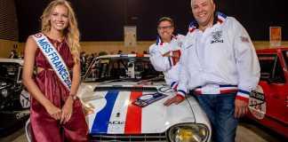 Miss France - PEUGEOT 204 au Tour Auto 2021