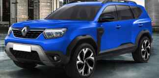 Renault Duster 7 places