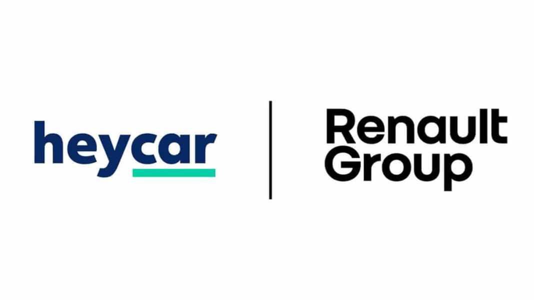 Renault Group RCI BANK HeyCar Group